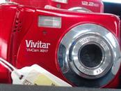 VIVITAR Digital Camera X017